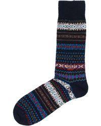 Barbour - Striped Boyd Socks - Lyst