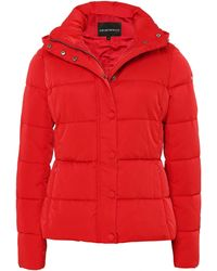 Armani - Armani Short Down Jacket - Lyst