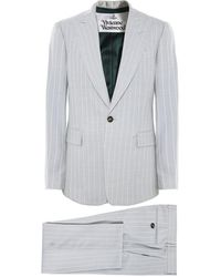 Vivienne Westwood - Virgin Wool Pinstripe James Suit - Lyst