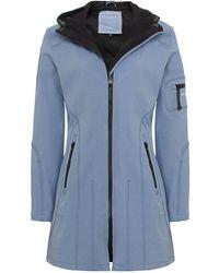 Ilse Jacobsen - Classic Softshell 3/4 Raincoat - Lyst