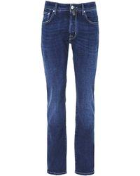 Jacob Cohen - Slim Fit Comfort Jeans - Lyst