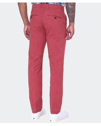 Fynch-Hatton - Togo Gabardine Trousers - Lyst
