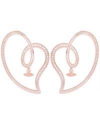 Vivienne Westwood - Sosanna Earrings - Lyst