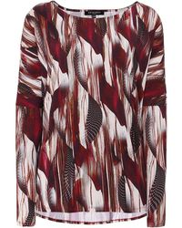 Ilse Jacobsen - Zazie Feather Print Top - Lyst