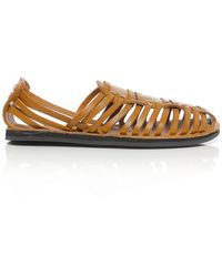 Oliver Sweeney - Chatlet Leather Sandals - Lyst
