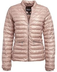 Barbour - Lapper Quilted Jacket - Lyst