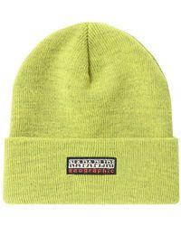 Napapijri Fariba Beanie Hat - Vert