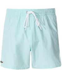 Lacoste - Taffeta Swim Shorts - Lyst