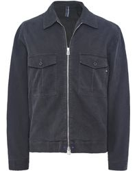 PS by Paul Smith - Lightweight Twill Cotton Jacket - Lyst