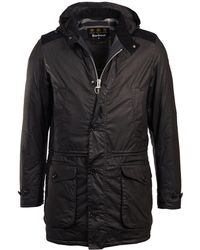 Barbour - Waxed Crieff Jacket - Lyst