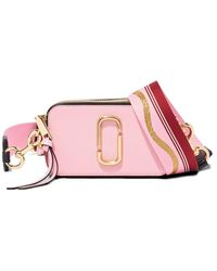 Marc Jacobs - Small Snapshot Camera Bag - Lyst