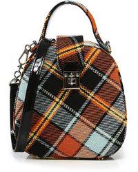 Vivienne Westwood Dolce Crossbody Bag - Noir