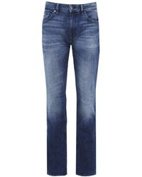 BOSS - 50302741 430 AUTH MAINE3 JEAN - Lyst
