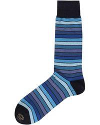 Effio - Nicety Striped Socks - Lyst