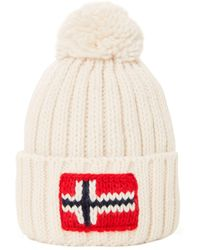 Napapijri - Semiury 1 Beanie Hat - Lyst