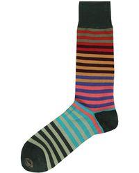 Effio - Fade Striped Socks - Lyst