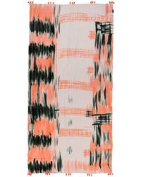 Oska - Wool Blend Scarf - Lyst