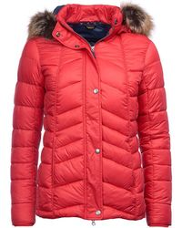 Barbour - Bernera Quilted Jacket - Lyst