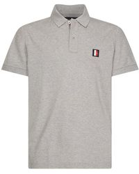 Tommy Hilfiger - Regular Fit Icons Monogram Polo Shirt - Lyst