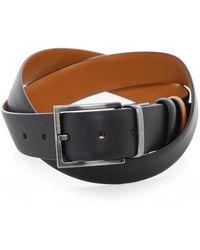 Oliver Sweeney Reversible Leather Malmsey Belt - Multicolor
