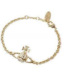 Vivienne Westwood Mayfair Charm Bracelet - Métallisé