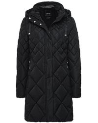 Geox Kenly Quilted Jacket - Black