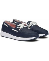 Swims - Breeze Wave Boat Shoes - Lyst
