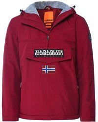 Napapijri Waterproof Rainforest Winter 2 Jacket - Rouge