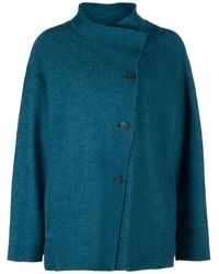 Oska Poza Virgin Wool Jacket - Multicolour