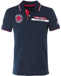 La Martina - Slim Fit Edwyn Polo Shirt - Lyst