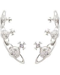 Vivienne Westwood Candy Earrings - Metallic