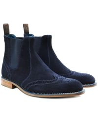 Loake Boots for Men - Up to 46% off at