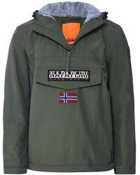 Napapijri Waterproof Rainforest Winter 2 Jacket - Vert