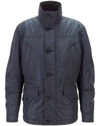 BOSS by Hugo Boss Water-Repellent Callion Field Jacket - Noir