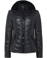 Oakwood - Life Leather Jacket - Lyst