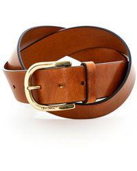 Oliver Sweeney Leather Evry Belt - Multicolor
