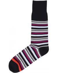 Paul Smith - Jito Striped Socks - Lyst