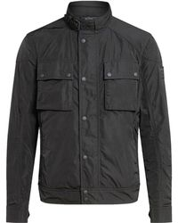 Belstaff - Waxed Cotton Racemaster Jacket - Lyst