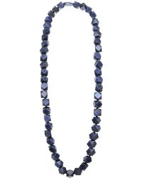 Jianhui - Austrian Multifaceted Beaded Necklace - Lyst