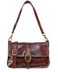 Campomaggi Studded Leather Shoulder Bag - Multicolore