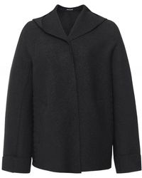 Oska Huty Virgin Wool Jacket - Black