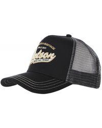 Stetson Racing Team Trucker Cap - Black