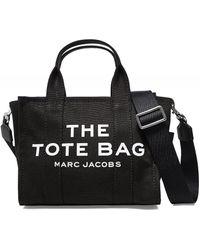 Marc Jacobs The Mini Traveler Tote Bag - Noir