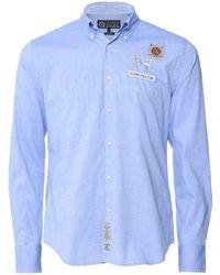 La Martina - Slim Fit Sanford Shirt - Lyst