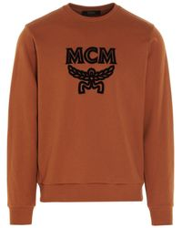 MCM ' Collection' T-shirt - Brown