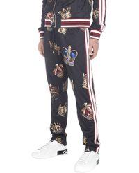 Dolce & Gabbana - Jogging corone - Lyst