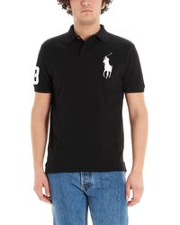 Polo Ralph Lauren Polo 'Big pony' - Nero