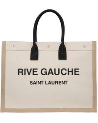 Saint Laurent 'noe' Tote Bag - Multicolor