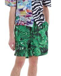 Daily Paper 'hali2' Swimshorts - Green