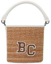 Brunello Cucinelli Logo Bucket Bag - Multicolour